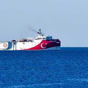 Kabar Baik Dari Erdogan, Turki Temukan 800 Miliar Meter Kubik Cadangan Gas Di Laut Hitam