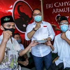 Galang Dukungan Suara, Eri Cahyadi Andalkan Masyarakat Perkampungan Di Surabaya