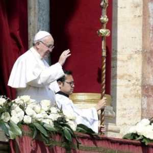Paus Fransiskus: Wabah Yang Jauh Lebih Buruk Dari Covid-19 Adalah Gosip, Diam Dan Berdoalah!