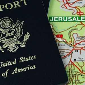 Orang Amerika Yang Lahir Di Yerusalem Sekarang Bisa Mencantumkan 'Israel' Sebagai Tempat Lahir Di Dokumen Resmi