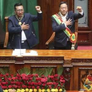 Luis Arce Dilantik Sebagai Presiden Bolivia Di Saat Kaum Sosialis Kembali Berkuasa