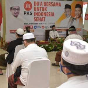 Doa Bersama PKS, Habib Salim Aljufri: Lakukan Perubahan Dari Hati Yang Paling Dalam