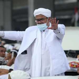 Usai Pelimpahan Tahap II Kasus Prokes, Habib Rizieq Dan Shobri Lubis Ditahan Di Bareskrim