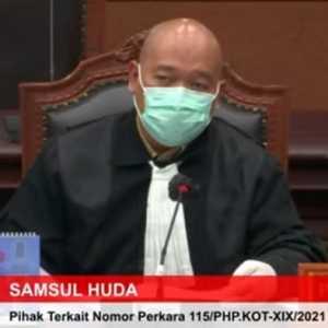 Kuasa Hukum Benyamin-Pilar Minta MK Batalkan Permohonan Muhamad-Saras