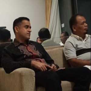 Didapat, Foto Jhoni Allen Dan Nazaruddin Saat Merancang Kudeta
