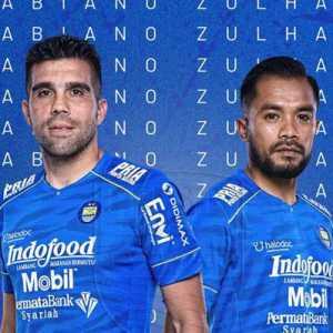 Kontrak Zulham Dan Fabiano Tak Diperpanjang, Direktur Persib: Itu Keputusan Tim Pelatih
