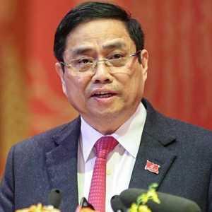 Pidato Perdana, PM Pham Minh Chinh Punya Lima Fokus Mempercepat Reformasi