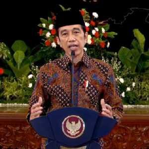 Jokowi: Pemerintah Bersikap Tegas Pada Intoleran, Tapi Dukung Organisasi Keagamaan Yang Memberikan Kebebasan Berpendapat