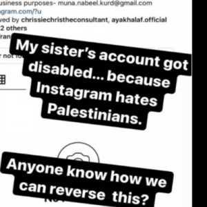 Kelompok HAM Protes Konten Bentrokan Sheikh Jarrah Yerusalem Terhapus Dari Semua Medsos,  Instagram Sebut Ada Gangguan Teknis