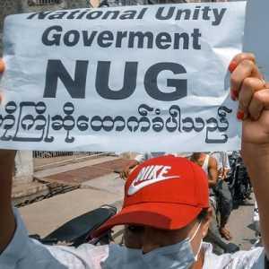 Junta Myanmar Tetapkan NUG Bentukan Pemerintahan Sipil Yang Digulingkan Sebagai Kelompok Teroris