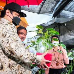 Apresiasi Pelepasan Ekspor Florikultura, Airlangga: Ini Bisa Mempercepat Pemulihan Ekonomi Nasional