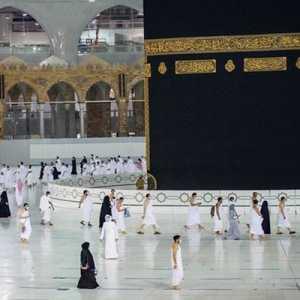 Resmi: Haji Tahun Ini Hanya Untuk Umat Muslim Yang Berada Di Arab Saudi Dan Jumlahnya Tidak Lebih Dari 60.000 Jemaah